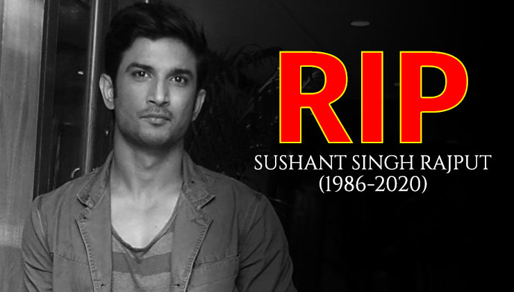 Bollywood Actor Sushant Singh Rajput commits suicide due to depression