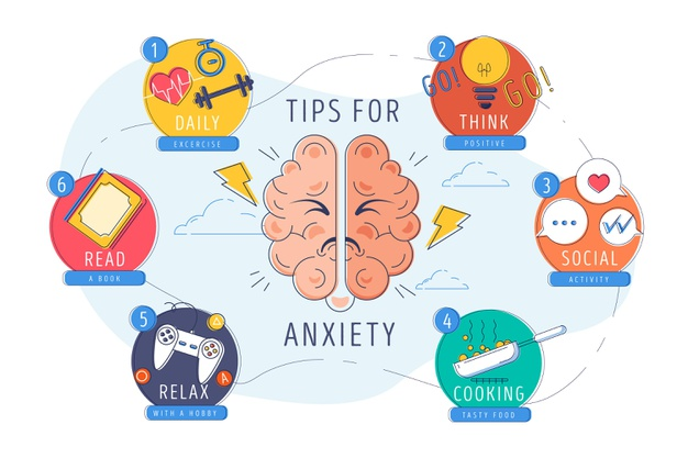 stay away from anxiety