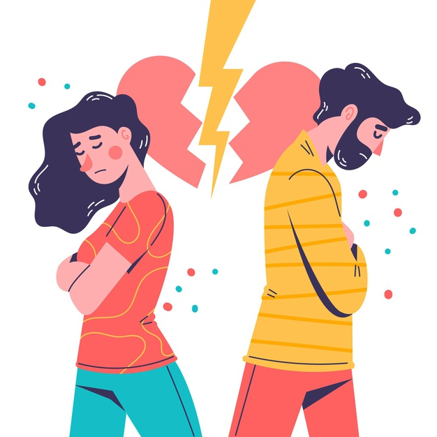 What is Love Failure and how love failure counselling work