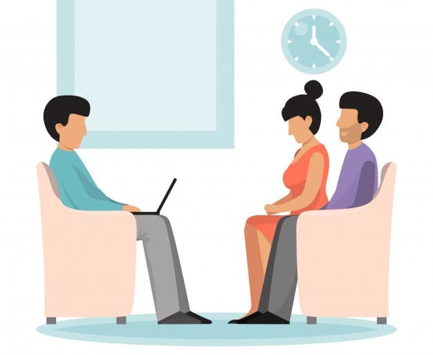 Talk to a marriage therapist online